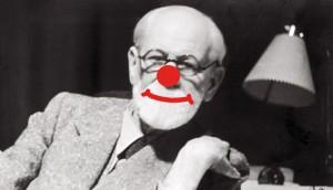 freud clown
